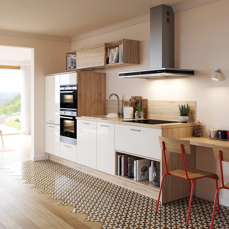 carrelage cuisine sol tendance maison et. Black Bedroom Furniture Sets. Home Design Ideas