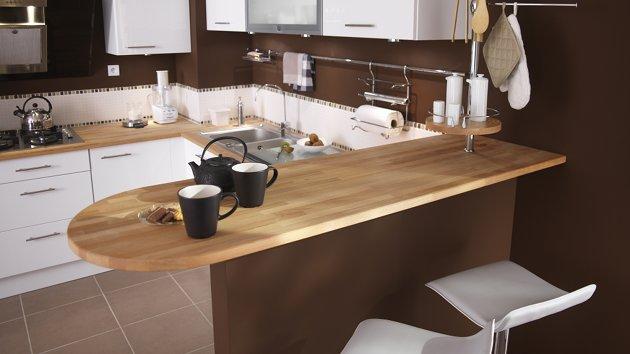Modele cuisine plan de travail maison et mobilier - Modele de plan de travail cuisine ...
