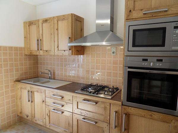 Modele de cuisine avec faience - Atwebster.fr - Maison et mobilier