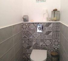 Carrelage wc tendance - Atwebster.fr - Maison et mobilier