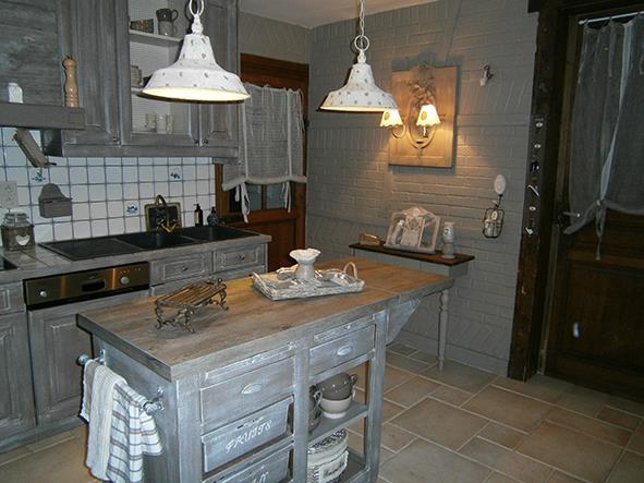 Deco De Cuisine A L Ancienne Atwebster Fr Maison Et Mobilier