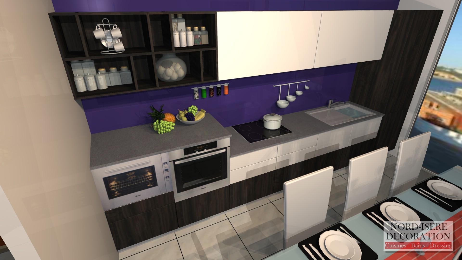 Modele De Cuisine Equipee Pas Cher Atwebster Fr Maison Et Mobilier