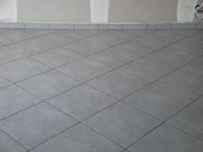 Carrelage gris brillant 45x45 - Atwebster.fr - Maison et mobilier