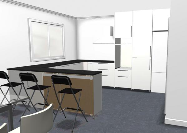 plan bar cuisine ikea maison et mobilier. Black Bedroom Furniture Sets. Home Design Ideas