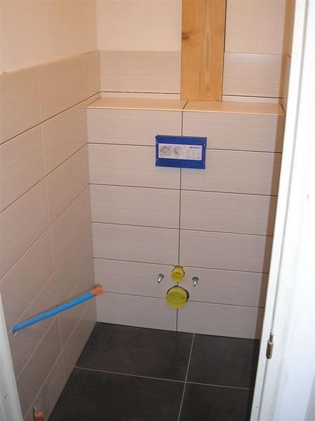 Carreler un wc suspendu - Atwebster.fr - Maison et mobilier
