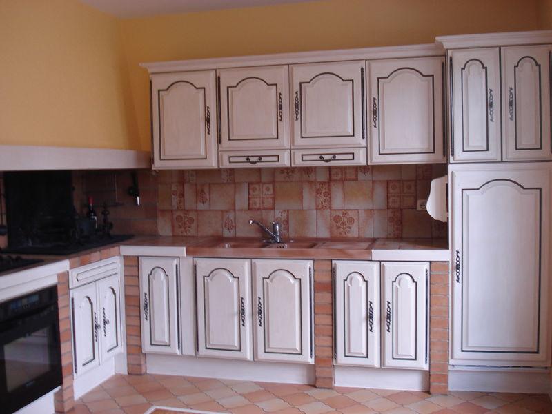 Modèle de cuisine ancienne relooker - Atwebster.fr - Maison et mobilier
