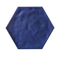 Carrelage hexagonal bleu - Atwebster.fr - Maison et mobilier