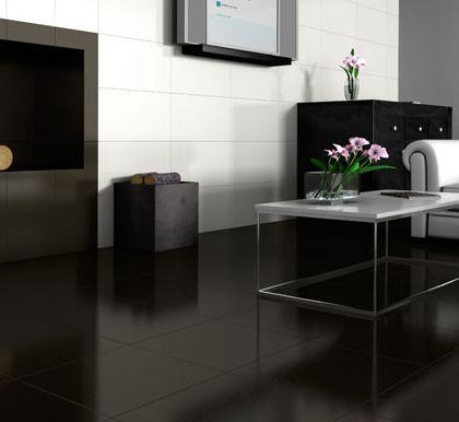 carrelage noir brillant pas cher atwebster fr maison et mobilier
