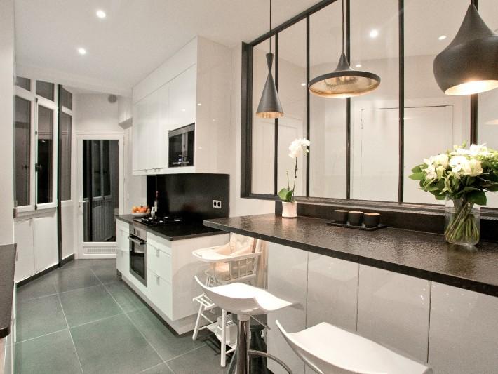 Cuisine Aménagée Plan De Travail Atwebsterfr Maison Et Mobilier