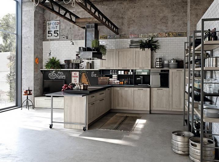Carrelage Cuisine Style Industriel Atwebster Fr Maison Et Mobilier