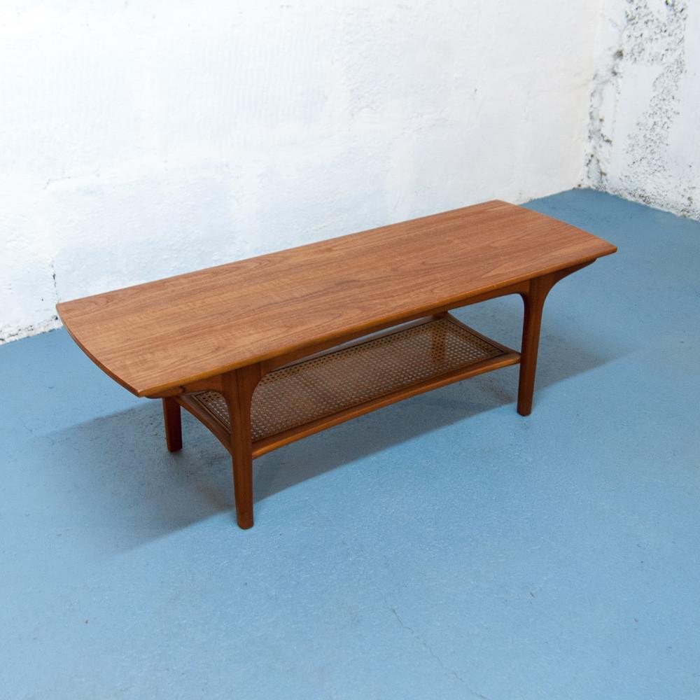 Teak Coffee Table Kijiji: Table Basse Vintage Teck