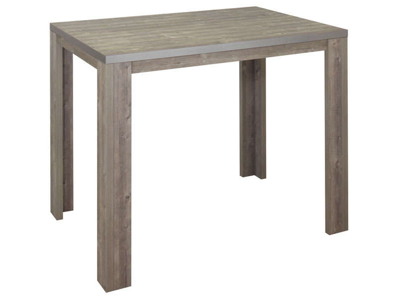 Table de cuisine haute conforama maison - Table bar cuisine conforama ...