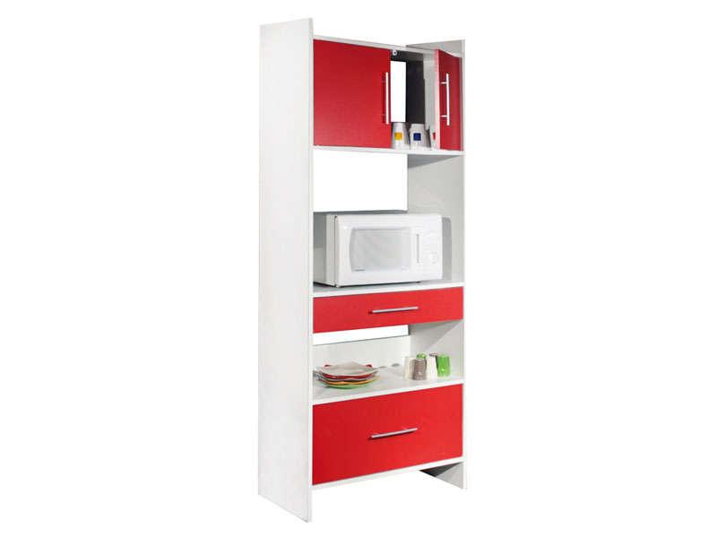 meuble haut cuisine rouge conforama maison et mobilier. Black Bedroom Furniture Sets. Home Design Ideas