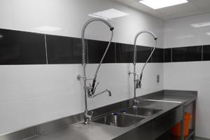 Norme carrelage mural cuisine professionnelle atwebster - Plan cuisine professionnelle normes ...