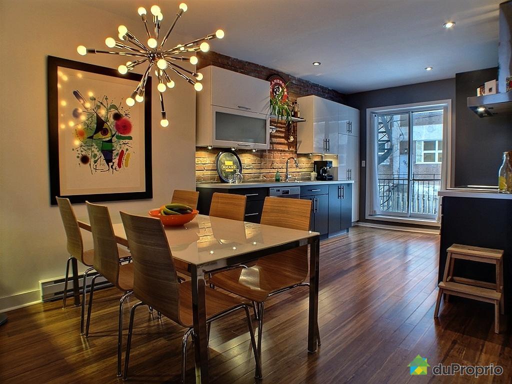 Petite cuisine aire ouverte - Atwebster.fr - Maison et mobilier
