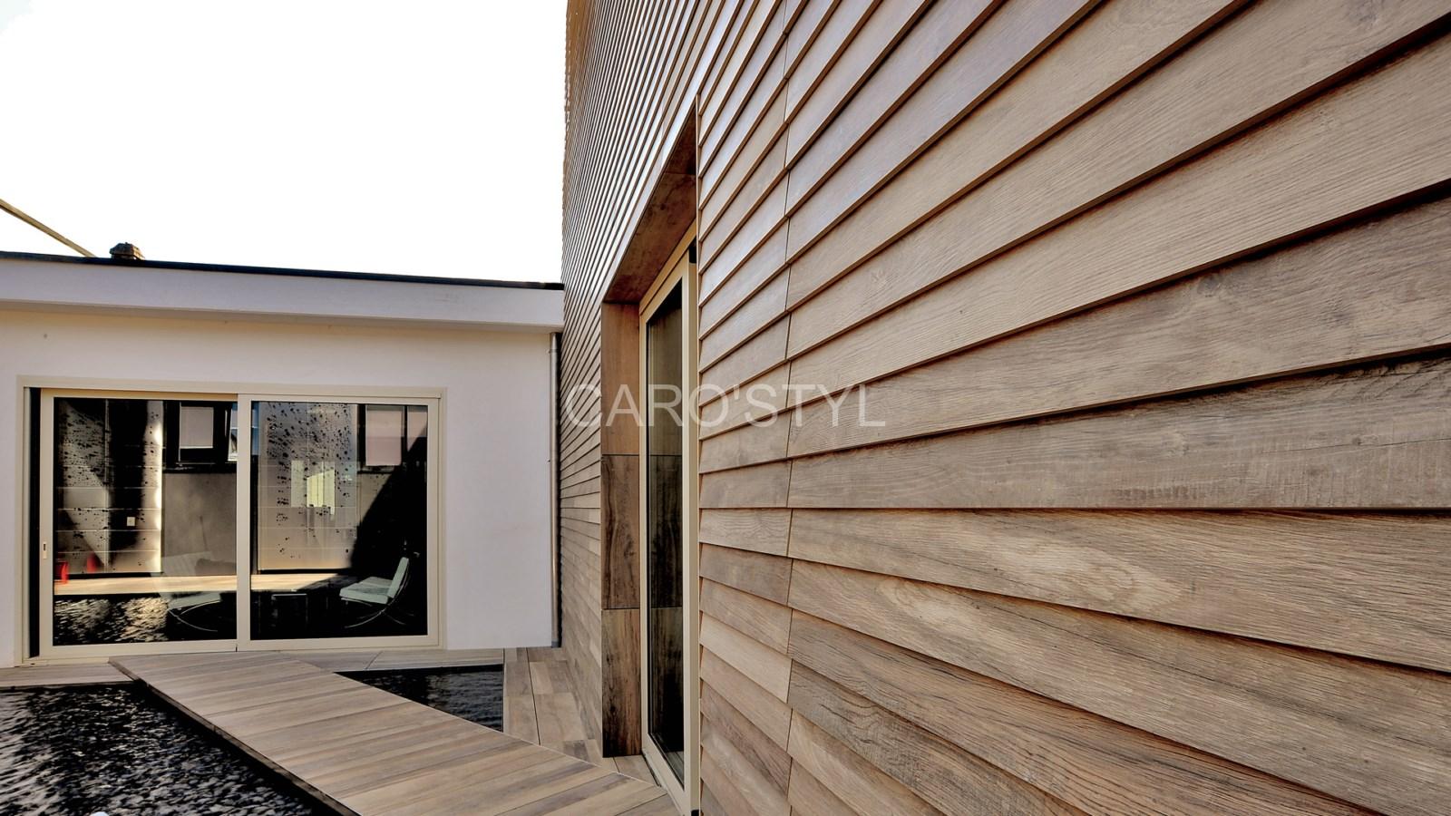 Carrelage exterieur facade - Atwebster.fr - Maison et mobilier
