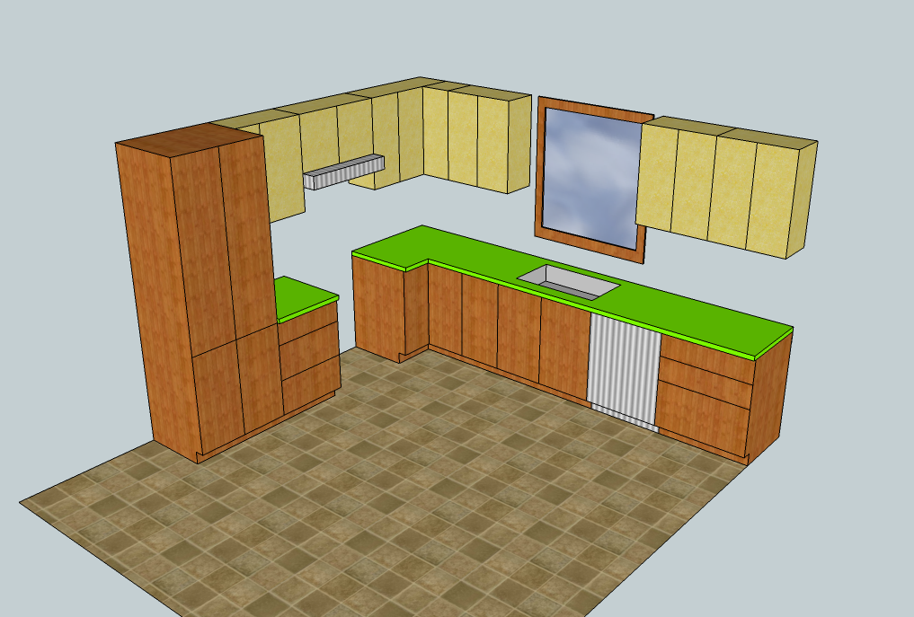 Realiser plan cuisine 3d - Atwebster.fr - Maison et mobilier