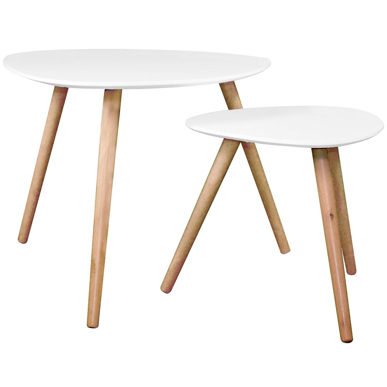 Table Basse Gigogne Bois Ikea Atwebsterfr Maison Et Mobilier