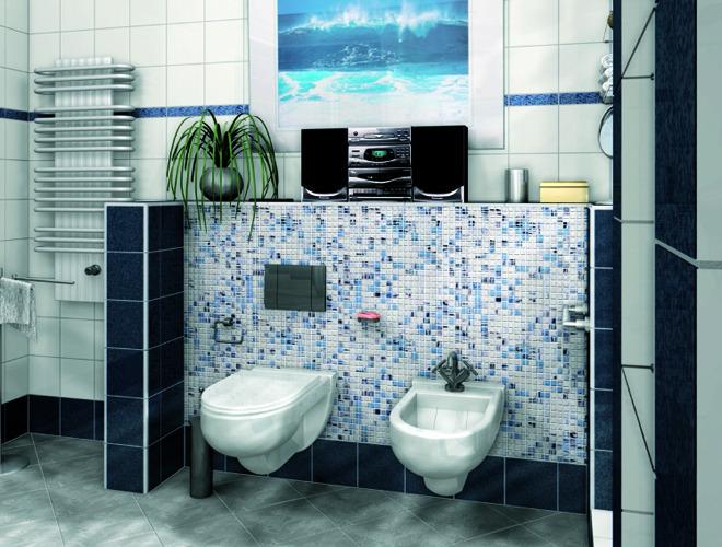 Carrelage mosaique pour salle de bain - Atwebster.fr - Maison et ...