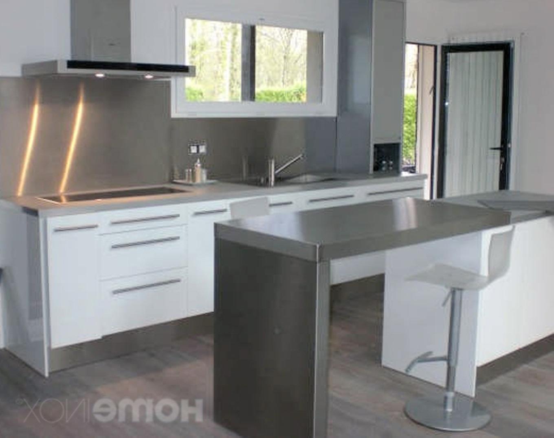 table haute cuisine plan de travail. Black Bedroom Furniture Sets. Home Design Ideas