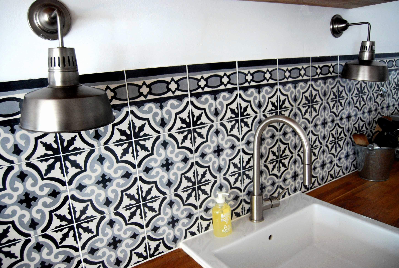 Carrelage ancien cuisine moderne - Atwebster.fr - Maison et mobilier
