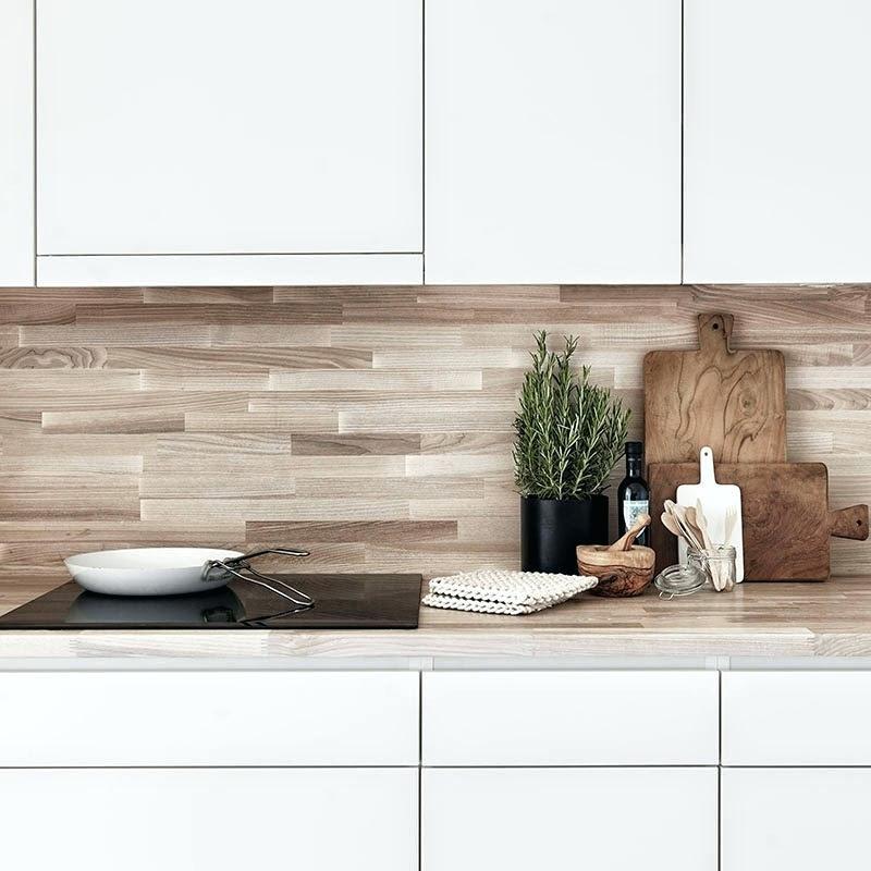 carrelage cuisine mural original maison. Black Bedroom Furniture Sets. Home Design Ideas
