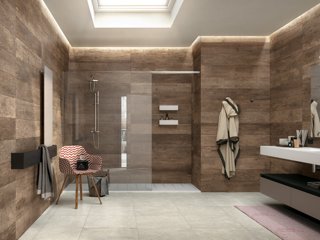 Carrelage imitation parquet pour salle de bain - Atwebster.fr ...