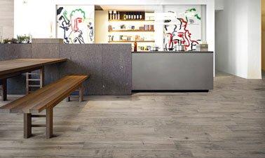 Carrelage imitation parquet grande lame - Atwebster.fr - Maison et mobilier