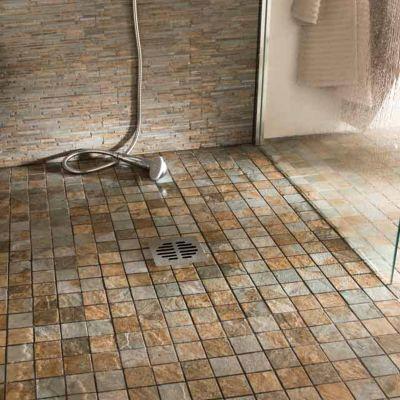 Carrelage mosaique salle de bain castorama - Atwebster.fr - Maison ...