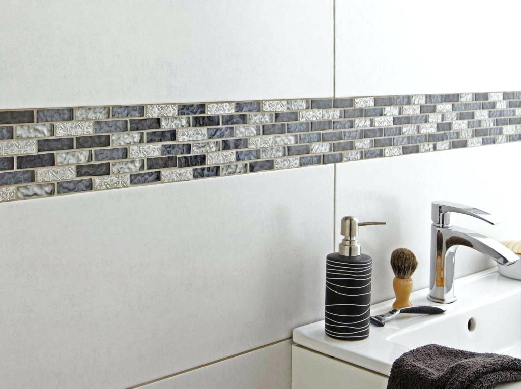 Carrelage blanc salle de bain castorama - Atwebster.fr - Maison et ...