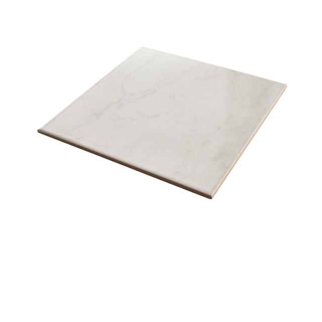 Carrelage blanc carrara 30 x 30 cm maison - Materiel pour carrelage ...