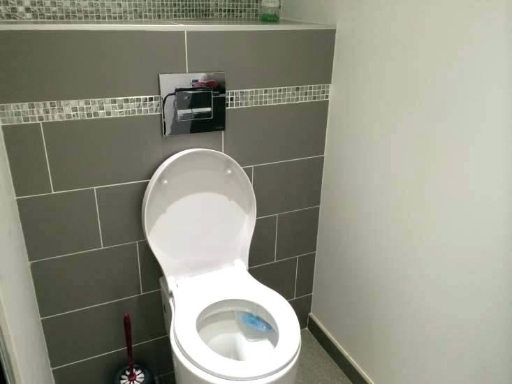 Carrelage pour wc suspendu maison et mobilier Carrelage mural pour wc