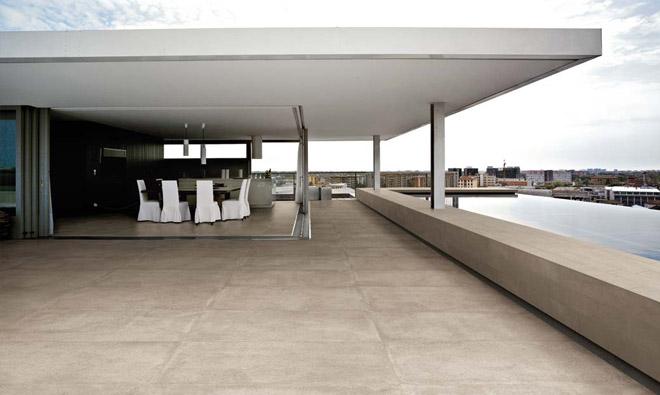Carrelage exterieur contemporain - Atwebster.fr - Maison et mobilier