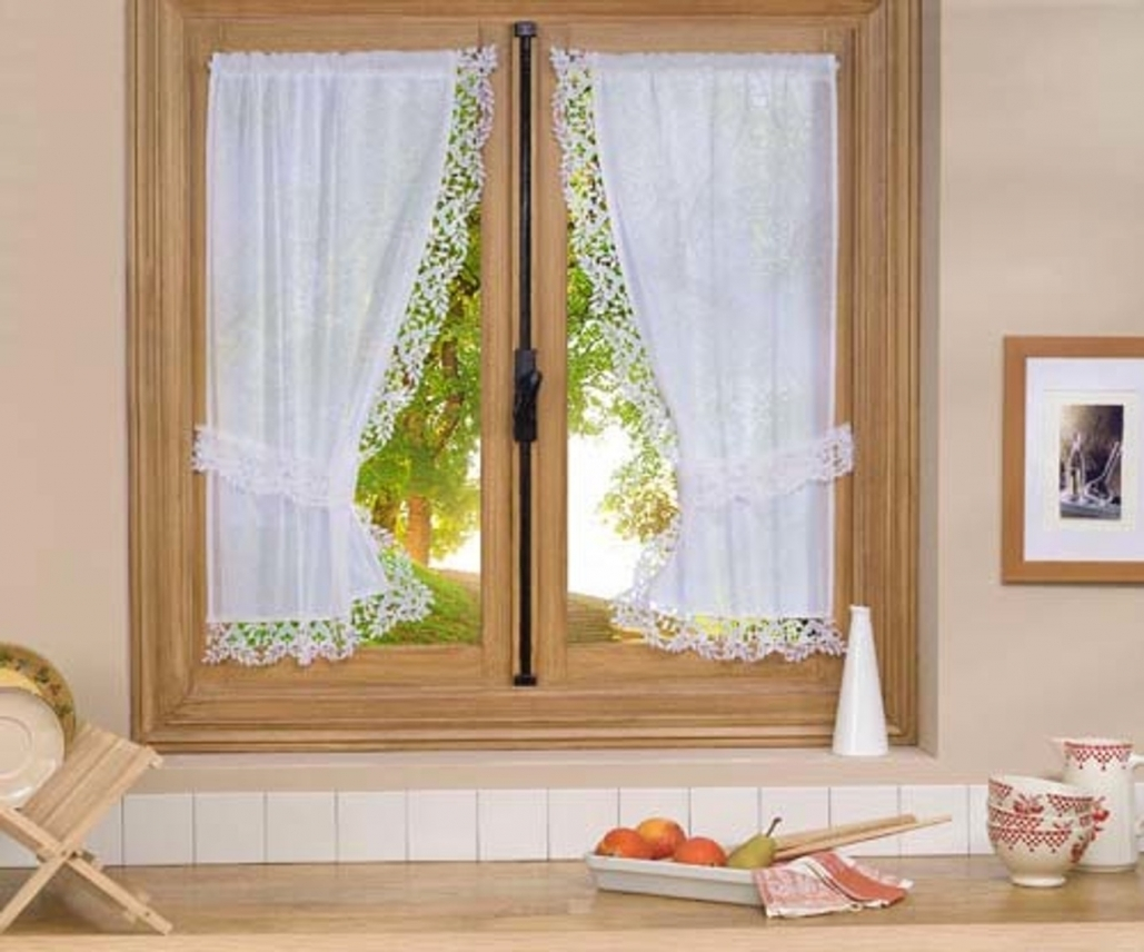 modele rideaux cuisine moderne maison et mobilier. Black Bedroom Furniture Sets. Home Design Ideas