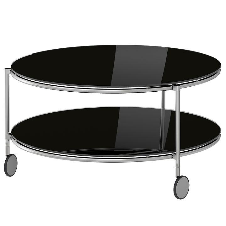 Table Basse Ikea Ronde Atwebster Fr Maison Et Mobilier
