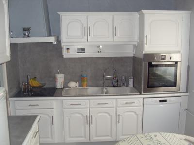 Modele de cuisine ancienne renovee - Atwebster.fr - Maison et mobilier