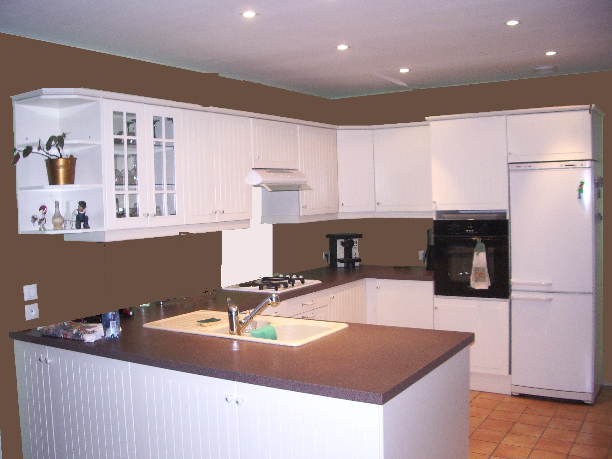 Exemple De Décoration Peinture Cuisine Atwebsterfr Maison Et