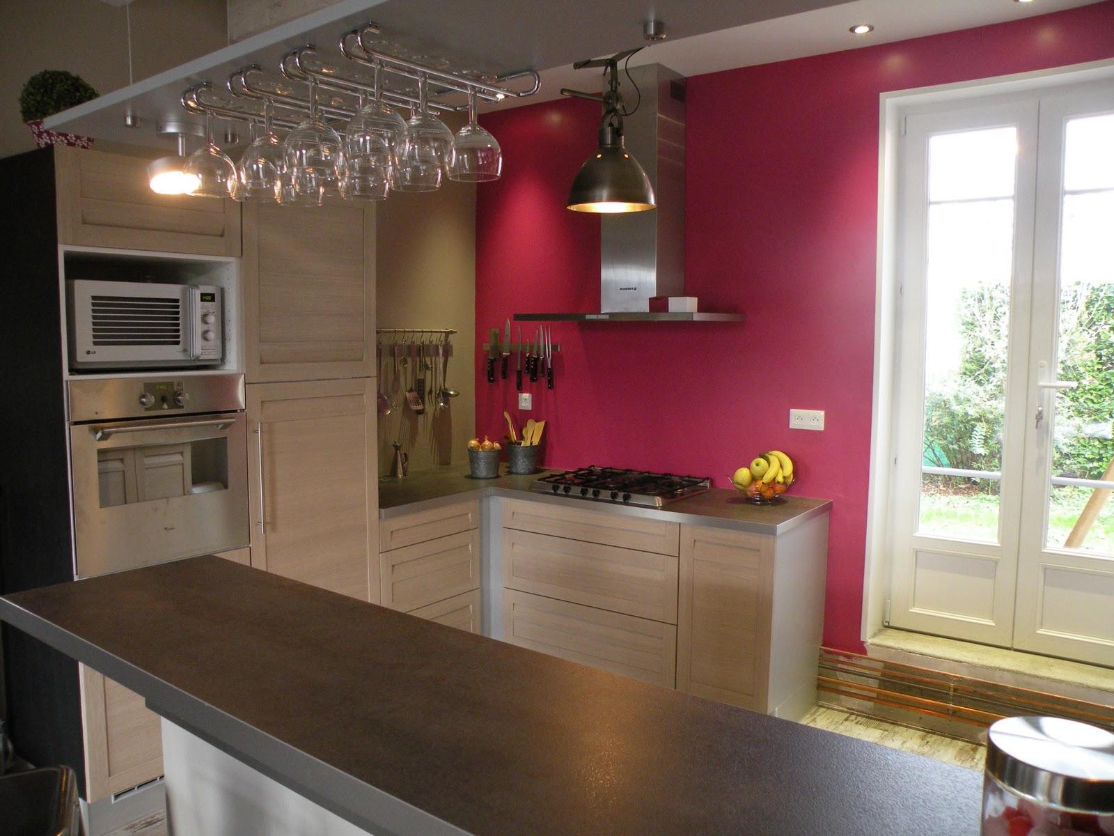 Carrelage beige couleur mur maison et mobilier - Couleur carrelage cuisine ...