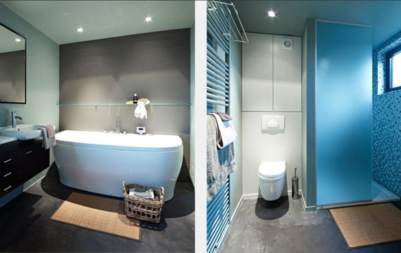 Couleur carrelage salle de bain zen - Atwebster.fr - Maison et mobilier