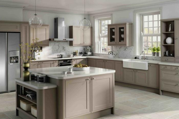 modele meuble de cuisine maison et mobilier. Black Bedroom Furniture Sets. Home Design Ideas