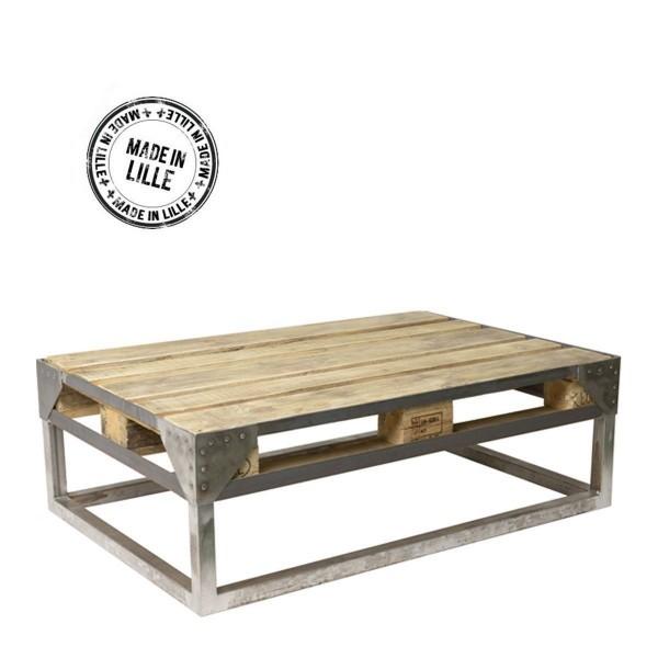 table basse palette vendre maison et. Black Bedroom Furniture Sets. Home Design Ideas