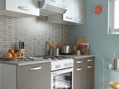 modele de petite cuisine am nag e maison. Black Bedroom Furniture Sets. Home Design Ideas