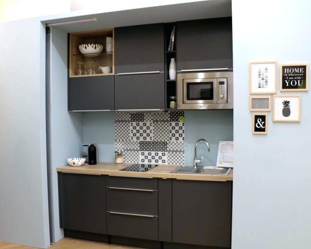 Petite cuisine americaine studio maison et mobilier - Petite cuisine americaine ...