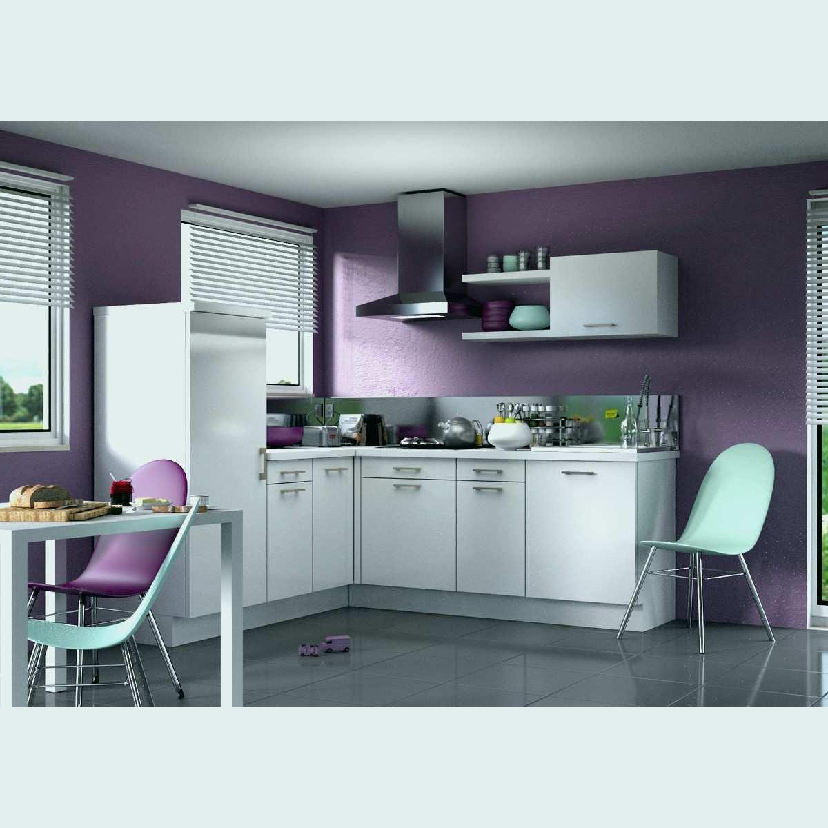 Petite cuisine d\'angle pas cher - Atwebster.fr - Maison et mobilier