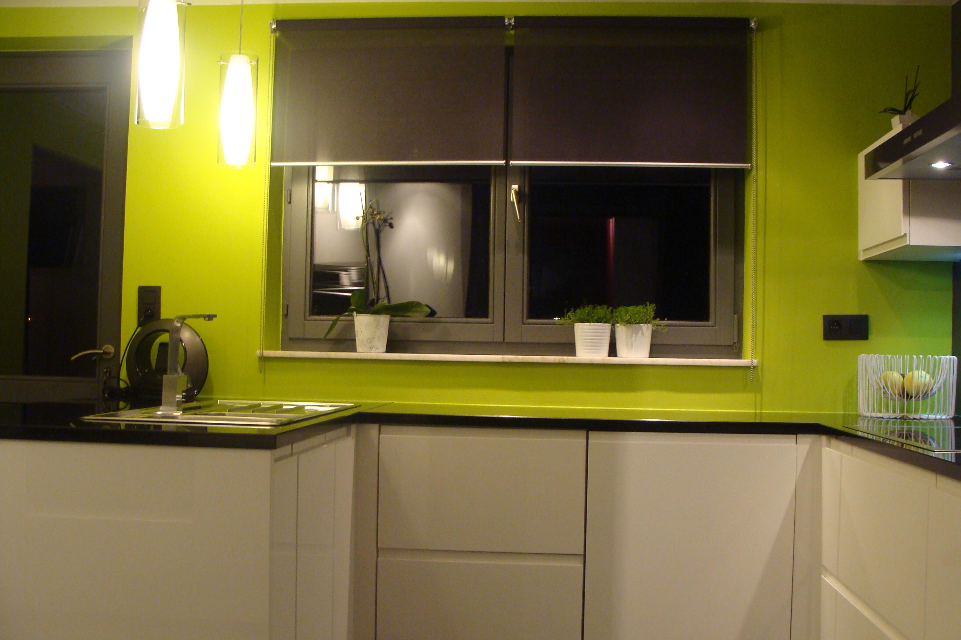 plan travail cuisine vert - atwebster.fr - maison et mobilier