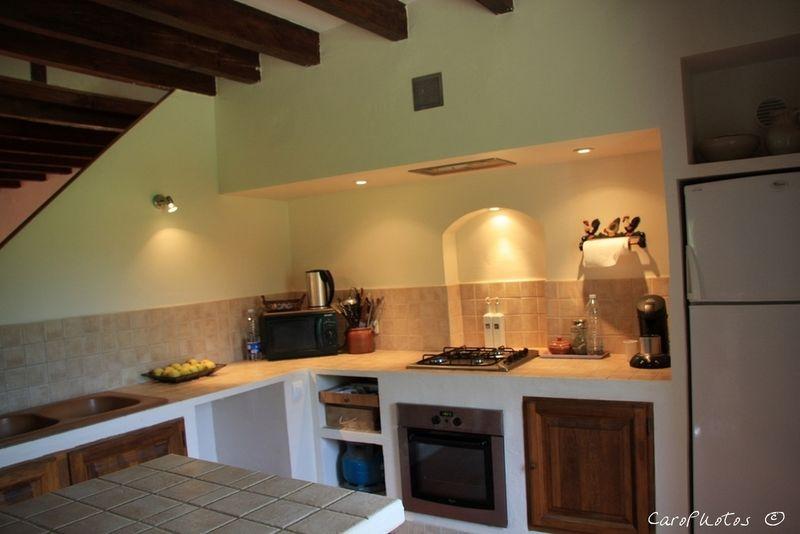 Plan cuisine beton cellulaire maison et mobilier - Meuble beton cellulaire ...