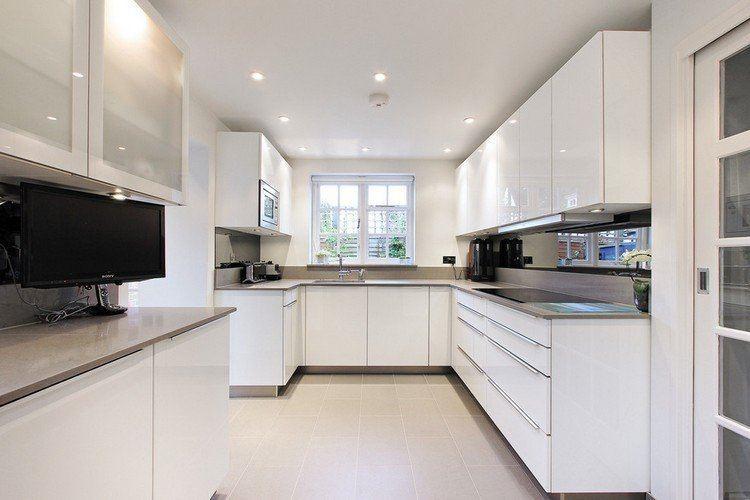 Modele cuisine blanche ikea maison et mobilier - Modele cuisine blanche ...