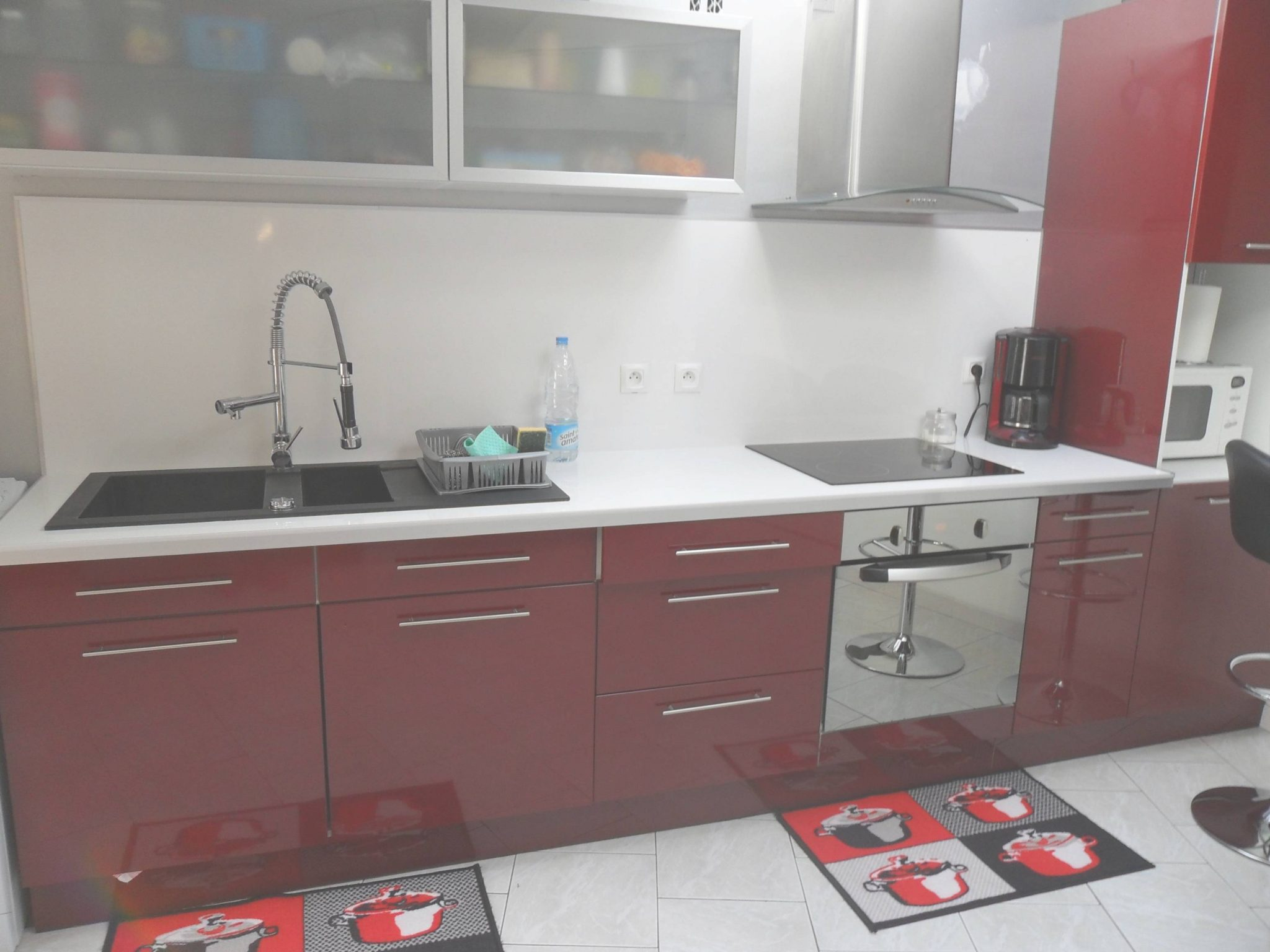 cuisine brico depot modele luna maison et. Black Bedroom Furniture Sets. Home Design Ideas