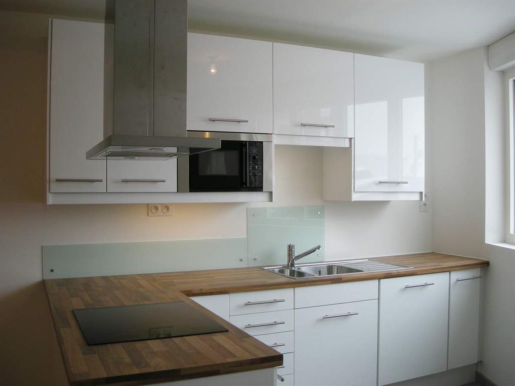 Plan petite cuisine ouverte avec ilot - Plan de maison avec cuisine ouverte ...
