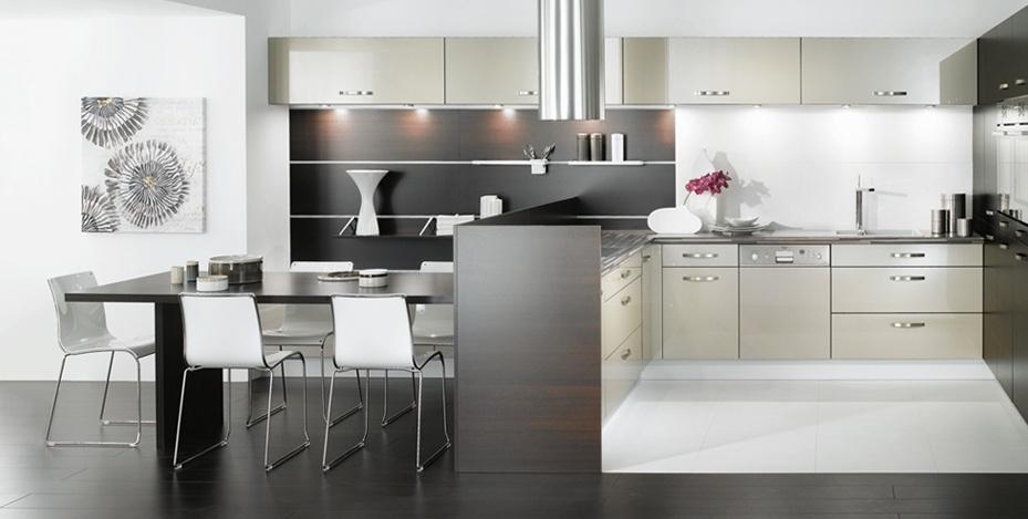 Exemple De Cuisine Semi Ouverte Atwebster Fr Maison Et Mobilier